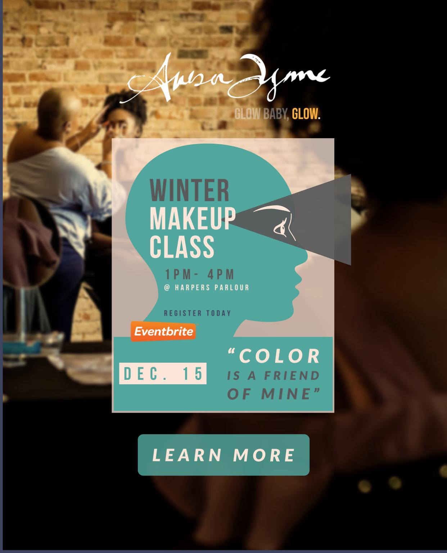 Winter Makeup Class 2019